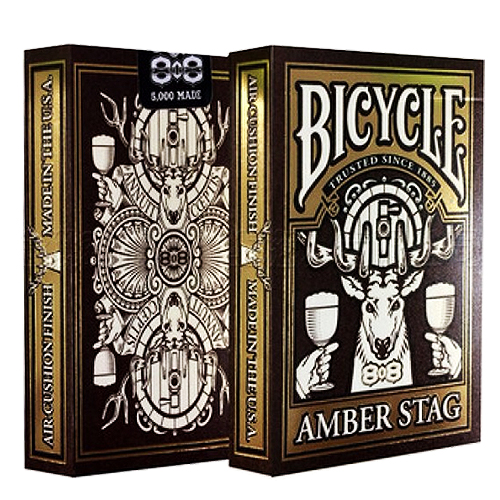 Bicycle - Amber Stag