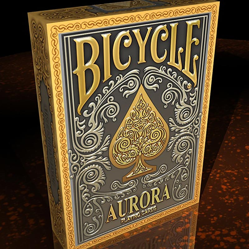 Bicycle - Aurora Playing Cards