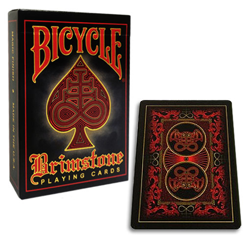 Bicycle - Brimstone - Red