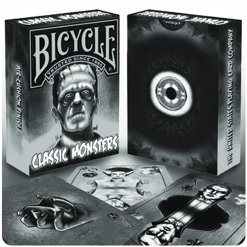 Bicycle - Classic monsters