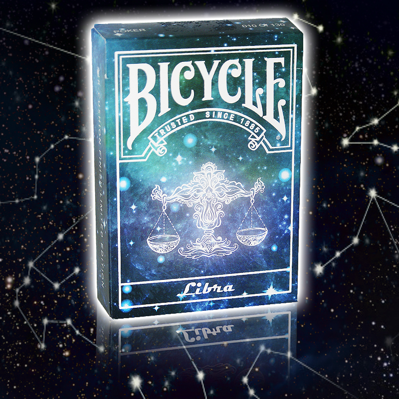 Bicycle Constellation Series - Libra