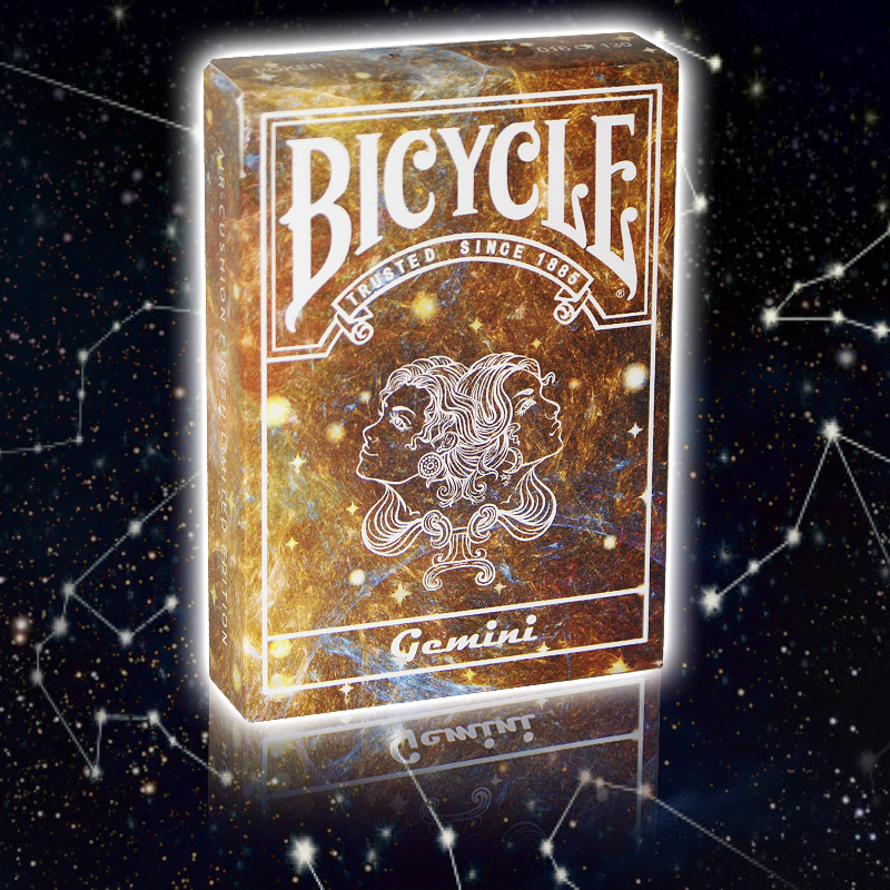 Bicycle Constellation Series - Gemini