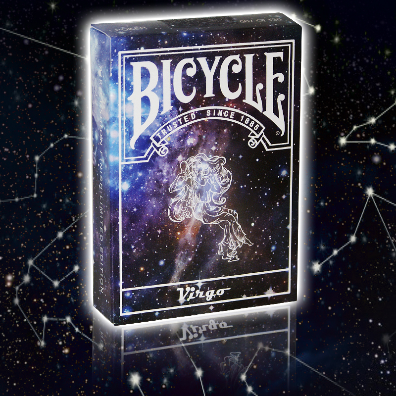 Bicycle Constellation Series - Virgo