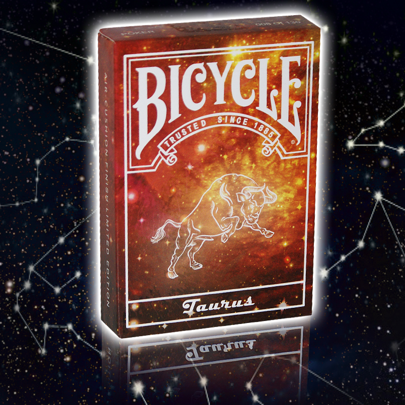 Bicycle Constellation Series - Taurus