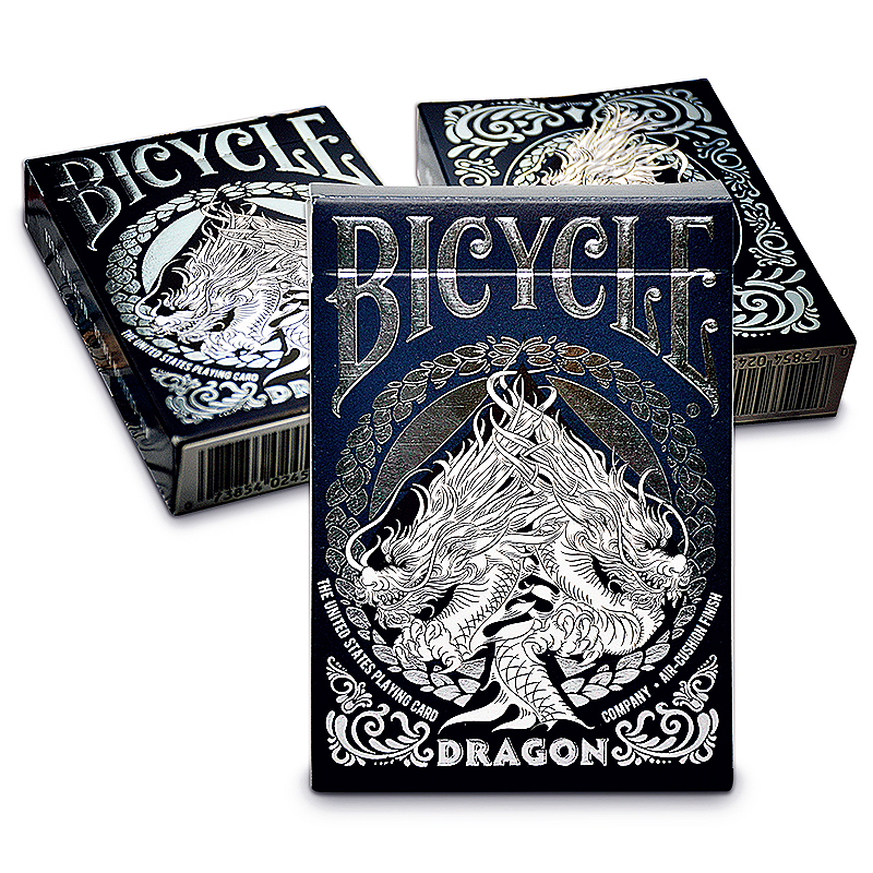 Bicycle - Dragon Playing Cards
