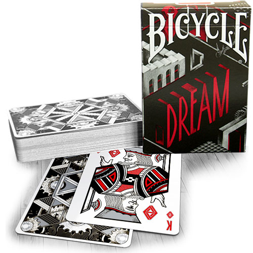 Bicycle - Dream - Silver