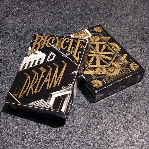 Bicycle - Dream - Black Gold Edition