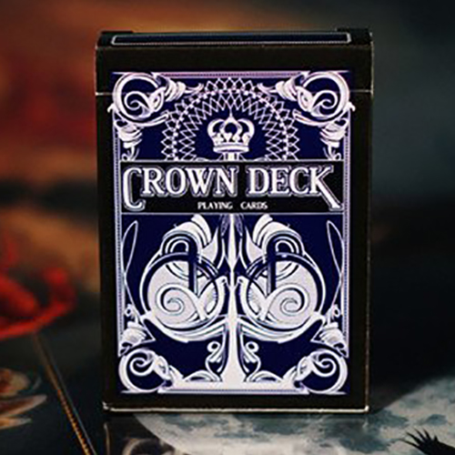 The Crown Deck - BLUE