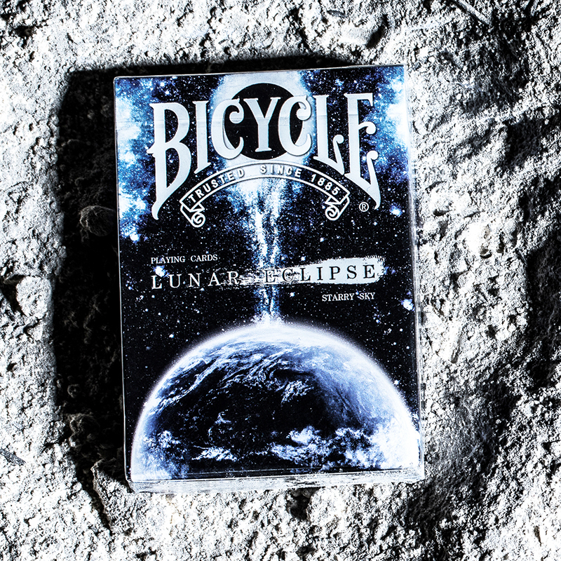 Bicycle - Lunar Eclipse Playing Cards