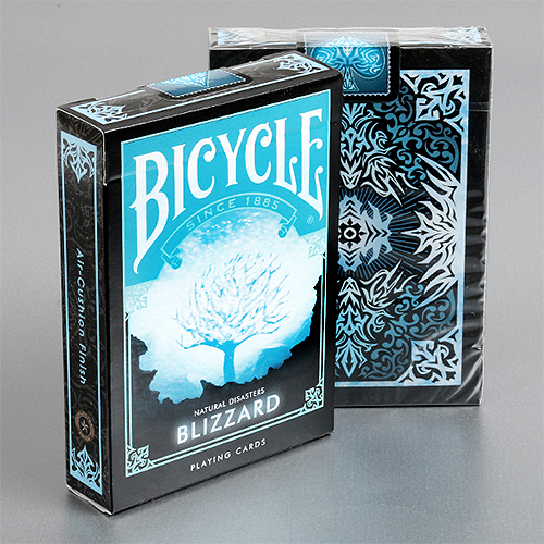 Bicycle - Natural Disasters - Blizzard