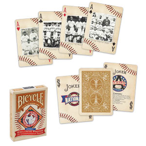 Bicycle - Negro Leagues