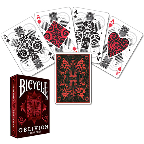 Bicycle - Oblivion - Red