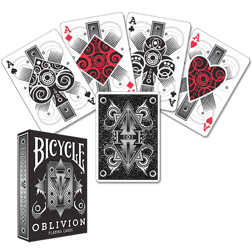 Bicycle - Oblivion - White