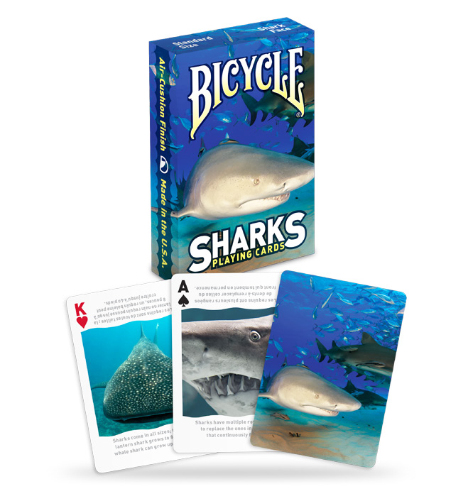 Bicycle - Sharks