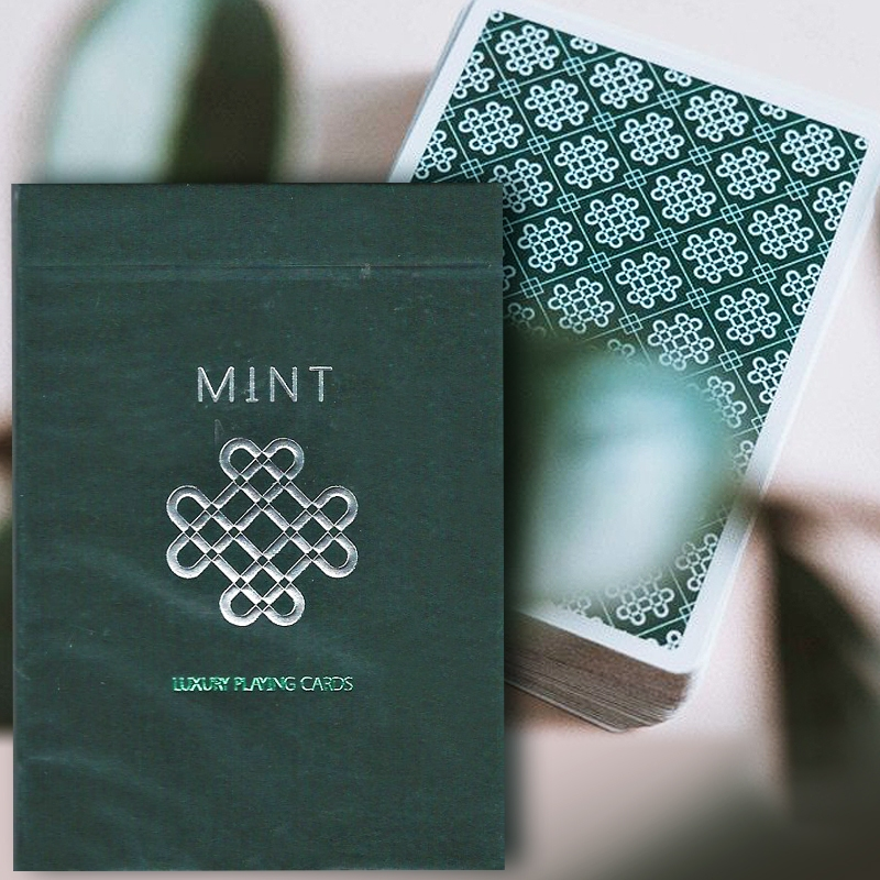 CUCUMBER MINT Playing Cards (ΣΗΜΑΔΕΜΕΝΗ)