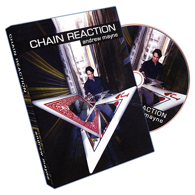 Chain Reaction by Andrew Mayne