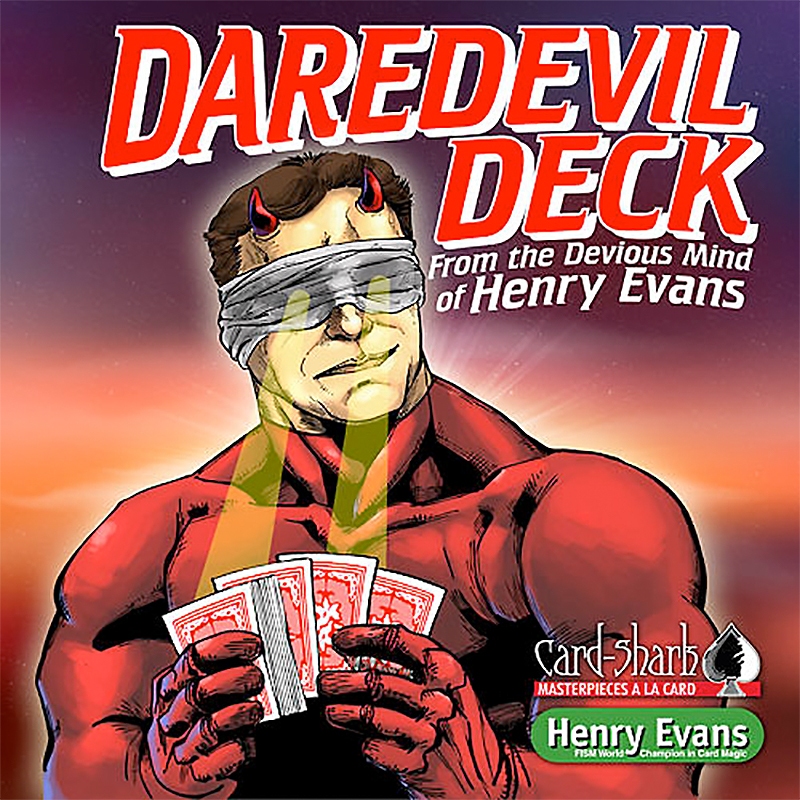 Daredevil Deck by Henry Evans (ΣΗΜΑΔΕΜΕΝΗ)