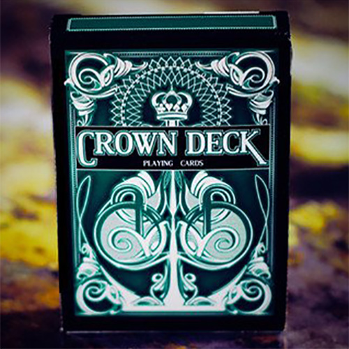 The Crown Deck -  GREEN