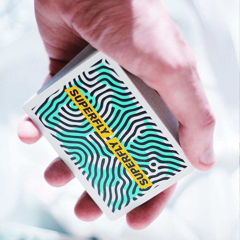 Superfly Spitfire Playing Cards