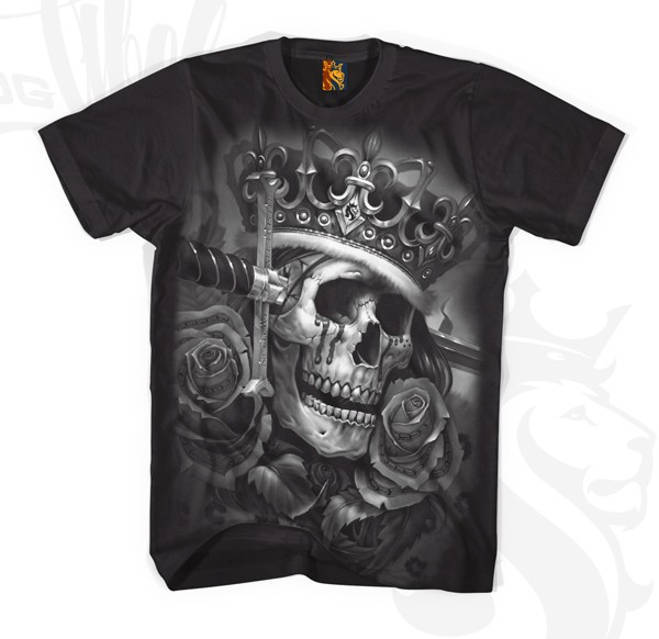 Tshirt SUICIDE KING
