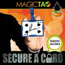 Secure A Card by Simon Jacobs