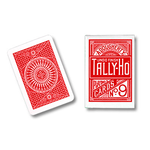Tally-Ho Deck - Circle Back (Red)