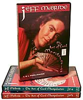 The Art of Card Manipulation Volumes 1-3
